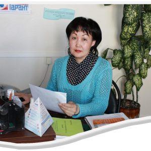 Председатель ППО, внештатный правовой инспектор  МБУ «Нерюнгринская городская библиотека» - Данилова Раиса Афанасьевна